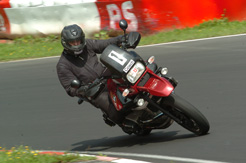Jim at the Nurburgring